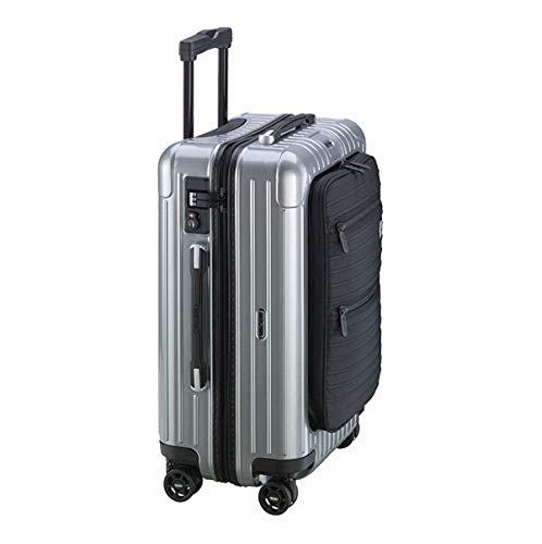 RIMOWA Lufthansa Bolero Collection suitcase Cabin Trolley 37L Silver