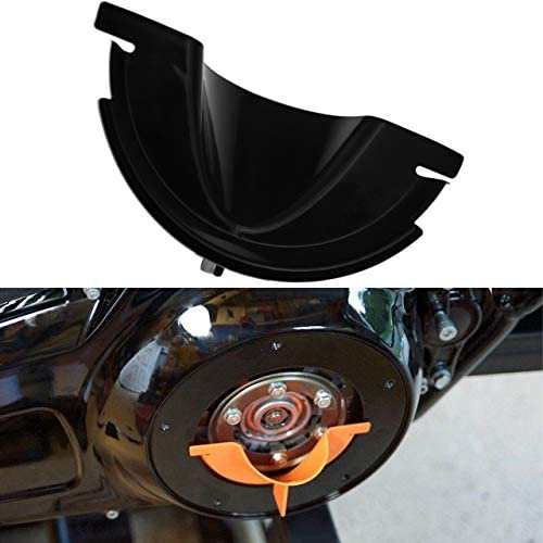 Rebackerオートバイ オイルファンネルオイル交換漏斗オレンジプラスチックハーレーオイルファンネルオイル交換に便利なツール