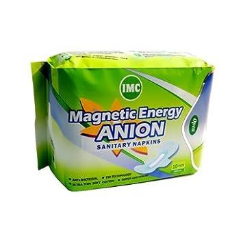 IMC Anion Sanitary NapkinsMagnetic Energy ANION Napkins