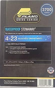 Frabill Plano Deep Waterproof Stowaway Utility Box