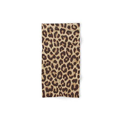 Society6 Leopard Print Hand Towel 30