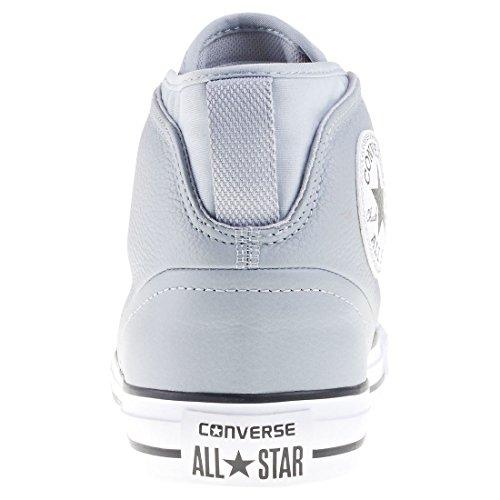Converse Mens Chuck Taylor All Star Street Sneaker Lupo Grigio