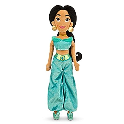 Disney Store Princess Jasmine Plush Doll ~ Aladdin ~ 21
