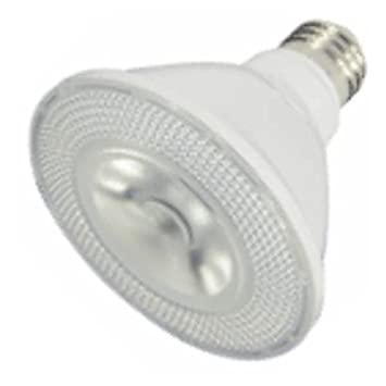 75W Equal 2700K PAR30 LED Light Bulb - Short Neck 40 Deg. Flood ...