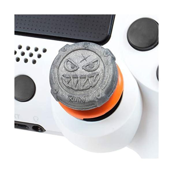 KontrolFreek Call of Duty: Black Ops 4 Grav Slam for PlayStation 4 (PS4) Controller | Performance Thumbsticks | 1 High… 4
