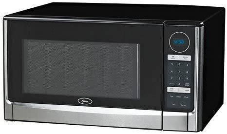 Amazon.com: Oster 1.6 Cu. Ft. (1100 W digital microondas ...
