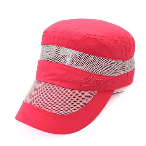 (Outdoor light and quick-drying cap men and women summer running hat UV protection sun hat cap)