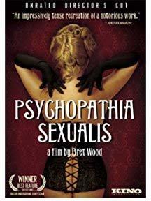 Psychopathia sexualis dvd