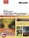 Microsoft® Premium High Gloss Photo Paper