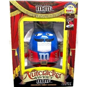 Mars M&M's Limited Edition Nutcracker Sweet Holiday Candy...