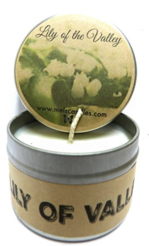Mels Candles & More Lily of The Valley - 4oz
