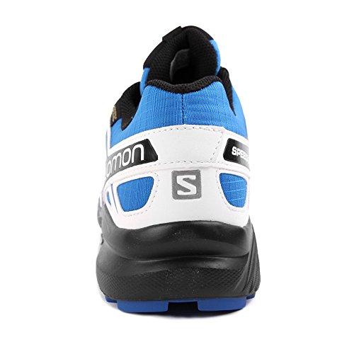 Salomon Speedcross 4 Gtx - Zapatos Hombre Blue