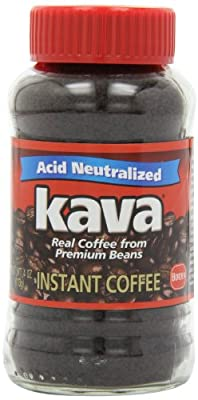 Kava Acid-Neutralized Instant Coffee, 4 Ounce (Pack of 12) by J.M. Smucker Company