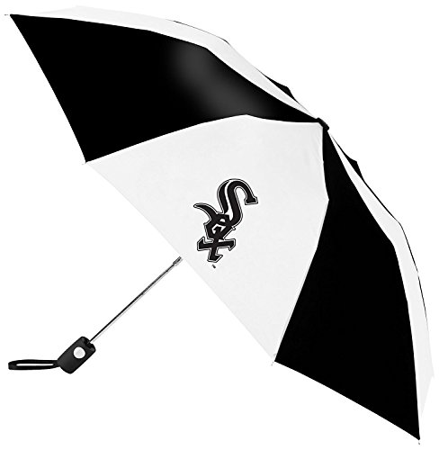 Sox Umbrella (MLB Chicago White Sox Automatic Folding Umbrella)