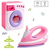 Vokodo Washer And Flatiron Playset With Lights And