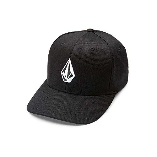 Blk Flex Fit Hat - 8