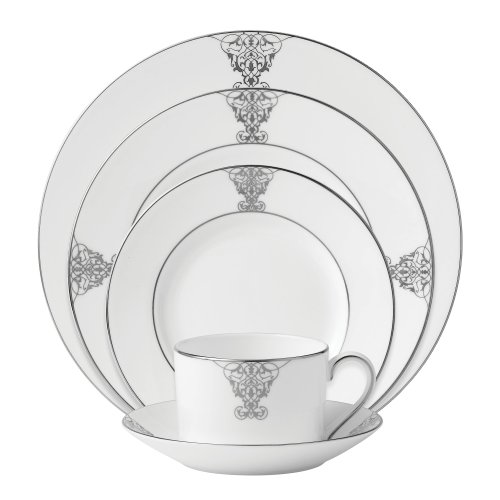 Vera Wang Wedgwood Imperial Scroll Five-Piece Place ()