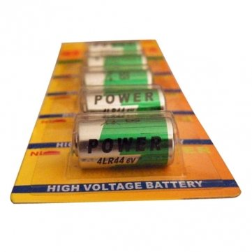 Man Friday 6V 4LR44 Battery for Dog Training Collar 4A76