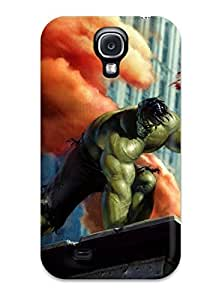 Premium Durable Hulk Fashion Tpu Galaxy S4 Protective Case Cover by lolosakes