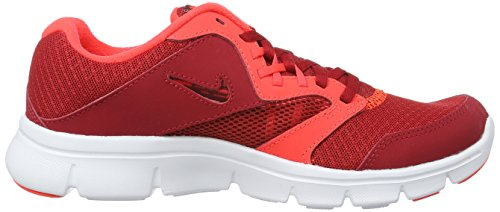 GS Flex 3 Experience Shoes Gym Red Red Bright White Crimson Mehrfarbig Nike Running Multicolor Boys' M wCIFq5p4p