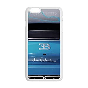 Happy Bugatti sign fashion cell phone case for iPhone 6 plus 6