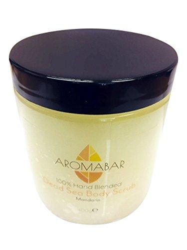Mandarinen Salz Aus Dem Toten Meer Hand & Körper-peeling 300g Aromabar