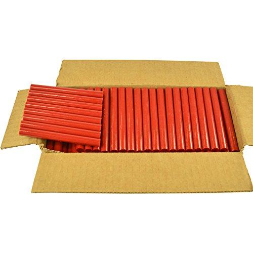 Red Colored Glue Sticks 7/16'' X 4'' 5 lbs by GlueSticksDirect.com (Image #6)