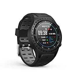 Smart Watch for Android Phones Naturehike M1 with Heart Rate and Sleep Monitor GPS Activity Tracker Watch IP67…