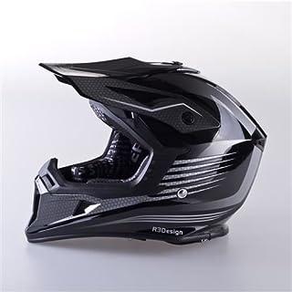 Viper rs-x95RAZR Carbone Motocross MX Enduro Quad ATV Off Road Casque vélo Noir, Petit