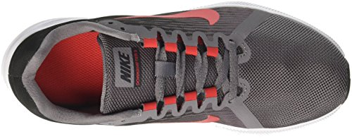 Nike Downshifter 8, Chaussures de Running Homme Gris (Anthracite/Speed Red/Gunsmoke/ 005)