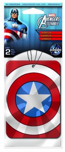 captain america air freshener - 1