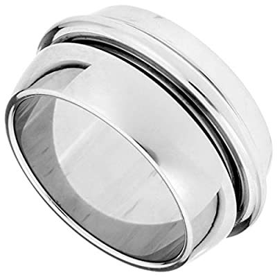Calvin Klein Twice Silver Size 7 Ring KJ29BR010107