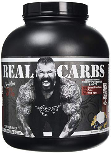 - Rich Piana 5% Nutrition Real Food Blueberry Cobbler 63.49 oz