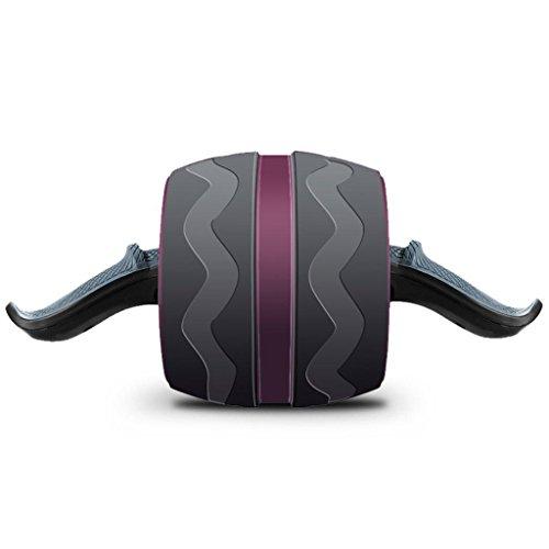 L-Life ElectrostimulateursLes abdominaux abdominaux de roue de santé poussent les tractions fonctionnent le grand équipement rond de forme physique