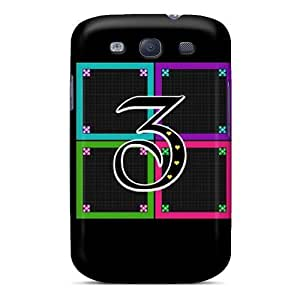 Awesome Design Mah Z Hard Case Cover For Galaxy S3