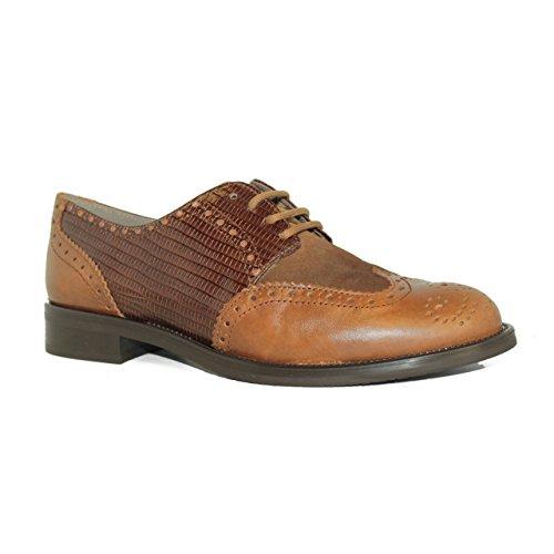 vestir Marron mujer de modelo 3513 MARIA de Zapato JAEN 5zO1v1