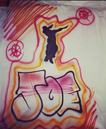 GT Artland Airbrushed Fortnite Dab Dance White T-Shirt ()