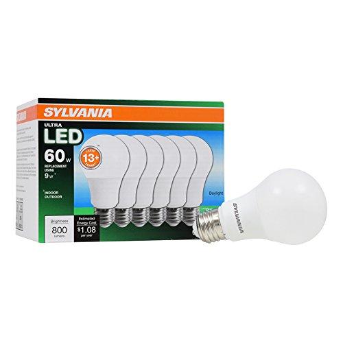 Led Light Bulbs Brightness Comparison - 4