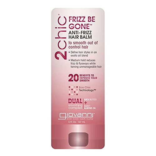 Giovanni 2chic Frizz Be Gone Shea Butter & Sweet Almond Oil