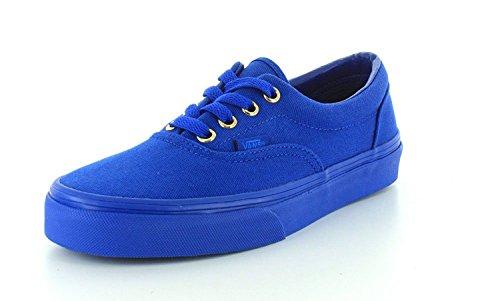 Vans Unisex Gold Mono Era Nautical Blue Sneaker - 8