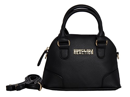 07614f28b8db Kenneth Cole Reaction KN1476 Dome Mini Crossbody Messenger Purse Shoulder  Bag