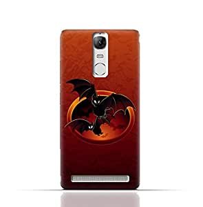 Lenovo K5 Note TPU Silicone Case With Halloween Bats