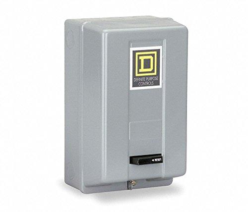 SCHNEIDER ELECTRIC 8911DPSG32V09 Starter Motor Control 1000-Vac Electrical Box