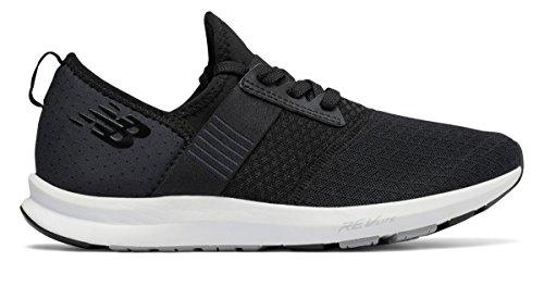 マウントバンクシソーラス暴動(ニューバランス) New Balance 靴?シューズ レディーストレーニング FuelCore NERGIZE Black with Grey and White ブラック グレー ホワイト US 11 (28cm)