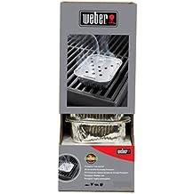Weber 17914 Beech Smoker Tray Gravity Feed