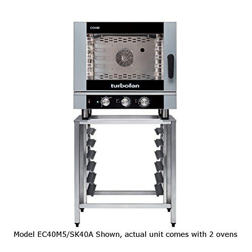 Moffat EC40M5/2 Turbofan Electric Full Size Double Stack Com