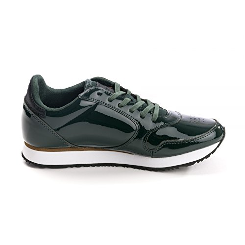 Woden Ydun II Womens Sneakers 296 Dark Forest