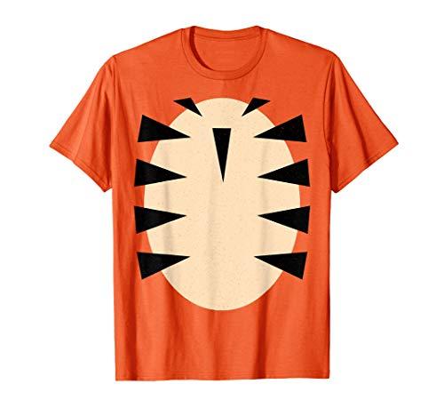 Tiger T-Shirt Tiger Costume Shirt]()