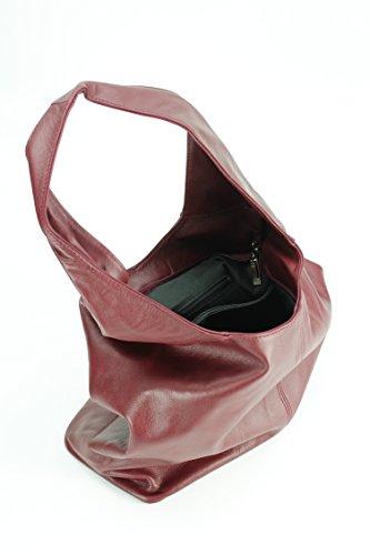 In Spalla Tracolla amp;apos Da Mano Shopper A Pelle nbsp; Donna Borsa Modena Italiana Belli PdvwP7