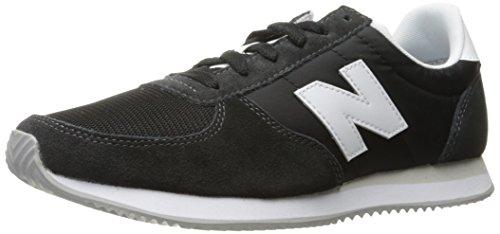 Bk Nero Balance 220 Sneaker New Uomo Black White wq40nU